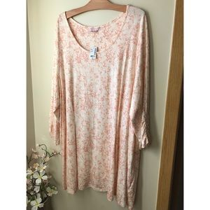 NWT In Every Story Pink Blouse